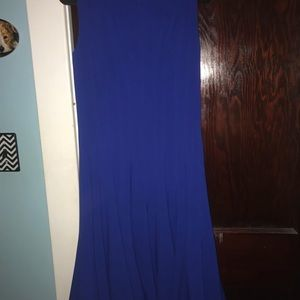 Royal Blue Calvin Klein Dress